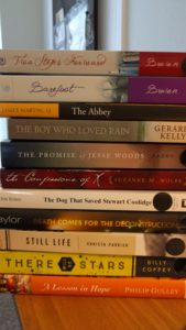 Some of the books that have caught my attention over the past several years.